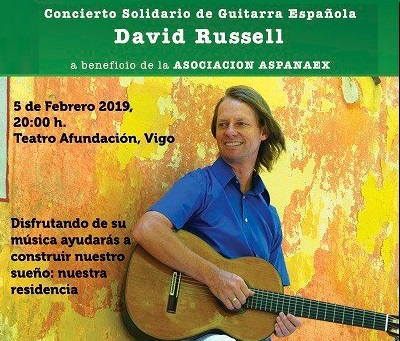 concierto benefico david russell aspanaex